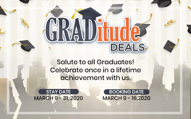 Pacific Pensionne - Graduation Promo